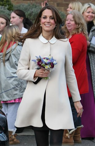 Duchess Of Style! Kate Middleton Voted Best Dressed Pregnant Star By Vanity Fair
