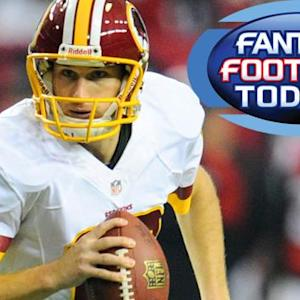 Fantasy Football Today: Week 16 Sleepers (12/18)