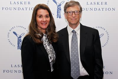 Melinda Gates has the perfect response to the anti-vaccine movement