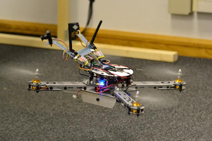Honey Bee Brains Can Now Fly Drones