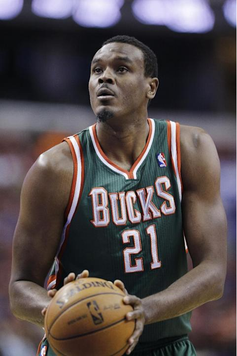 Mavericks Dalembert Basketball