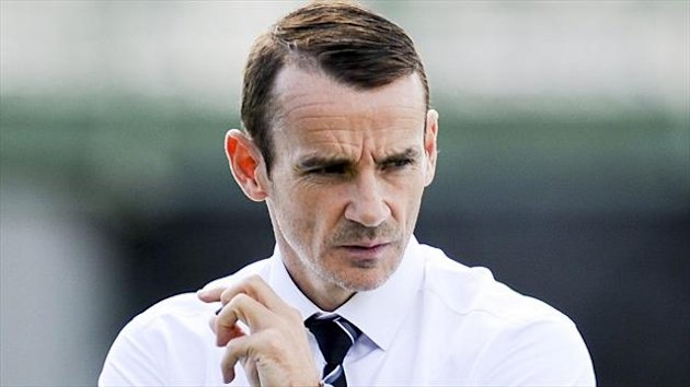 Danny Lennon believes he is still the man for the job