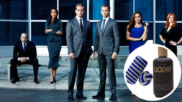 Exclusive: 'Suits' Birchbox Items Revealed!