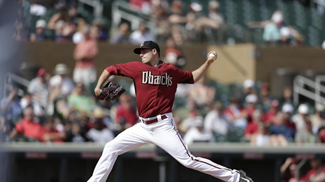 Diamondbacks' Corbin could be out for season