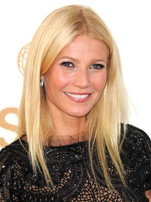 Best Fake Eyelashes: Gwyneth Paltrow