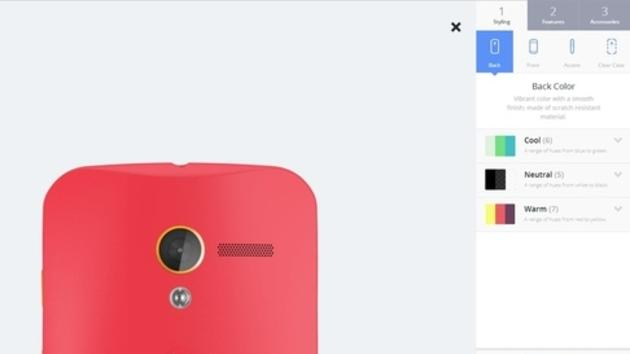 Moto Maker brings customizable Moto X phones to all major US carriers