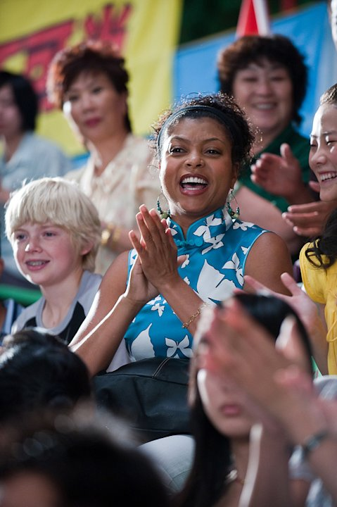 The Karate Kid Columbia Pictures 2010 Taraji P. Henson