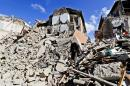 The Latest: Vatican sends rescue team to quake zone