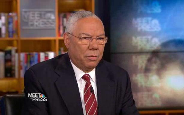 Colin Powell Approves of Hagel; Doesn't Approve of Racism in the GOP