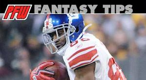 Week 10 fantasy tips: WRs