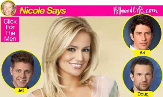 The 5 Sexy Guys On The 'Bachelorette' Who Emily Maynard Should Choose