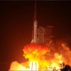 China Safely Soft-lands Rover On The Moon
