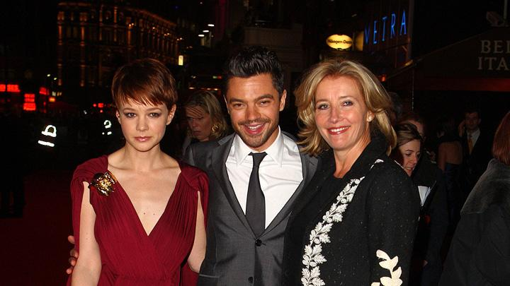BFI London Film Festival 2009 Carey Mulligan Dominic Cooper Emma Thompson