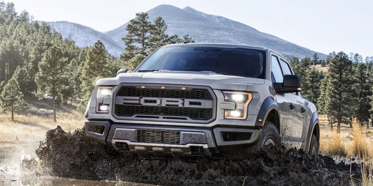The 2017 Ford F-150 Raptor Will Start At $48,325