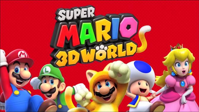 Review: Super Mario 3D World for the Wii U
