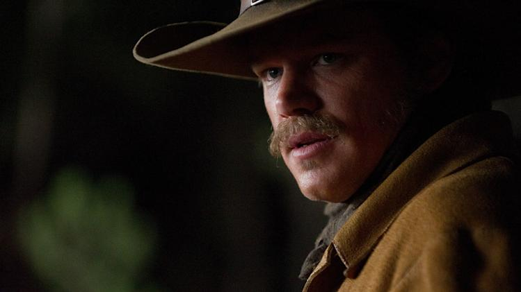 True Grit Paramount Pictures 2010 Matt Damon