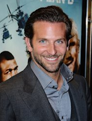 Bradley Cooper is in almost every scene of Silver Linings Playbook