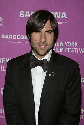 Jason Schwartzman at the New York Film Festival premiere of Fox Searchlight's The Darjeeling Limited