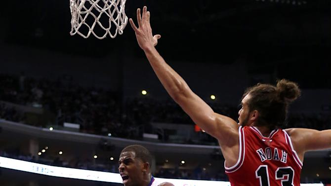 Chicago Bulls v Los Angeles Clippers
