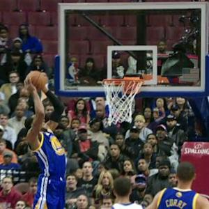 Iguodala Flies High