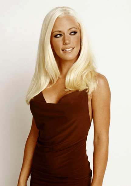 Kendra Wilkinson stars in The Girls Next Door.