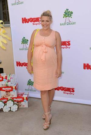 Busy Philipps attends the Huggies Snug & Dry and Baby2Baby Mother's Day Garden Party held on April 27, 2013 -- Getty Images