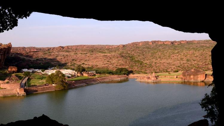 Travel 2013 destination Badami