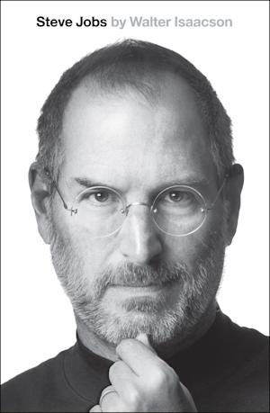 "This book cover image released by Simon & Schuster shows ""Steve Jobs,"" by Walter Isaacson.  (AP Photo/Simon & Schuster)"