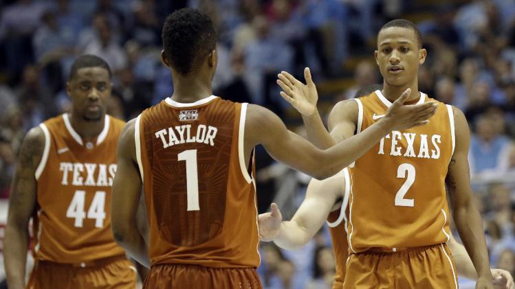 Texas upends No. 14 North Carolina 86-83