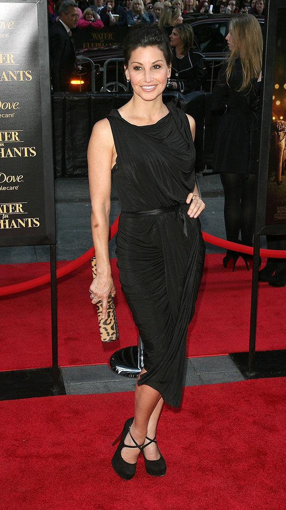 Water for Elephants NY Premiere 2011 Gina Gershon