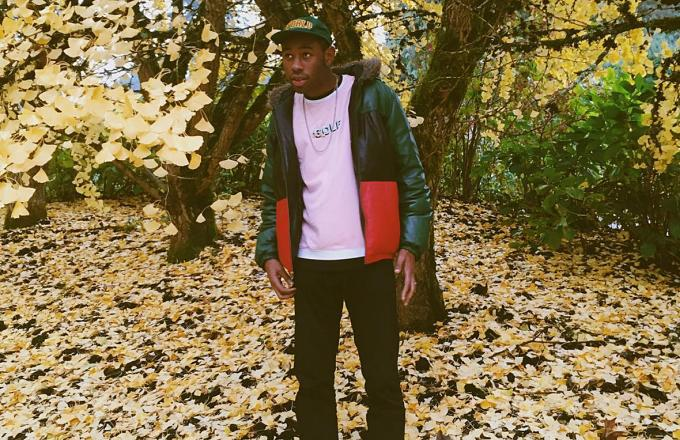 """Tyler, the Creator Clarifies His """"Dads"""" Instagram of Kanye West and Pharrell, Dubs Them """"F*cking Gods"""""""