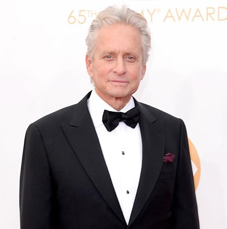Michael Douglas Reveals He Had Tongue Cancer, Not Throat Cancer