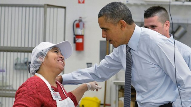 Why $20.89 Explains President Obama's Love For Costco (ABC News)