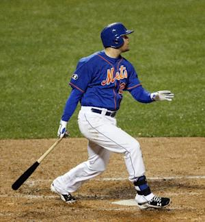 Duda hits 2 HRs, Mejia pitches Mets past Reds 4-3