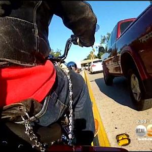 Calif. May Soon Become First State To Legalize Lane-Splitting