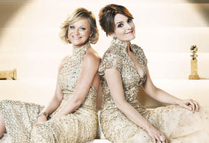 Amy Poehler and Tina Fey | Photo Credits: Gavin Bond/NBC