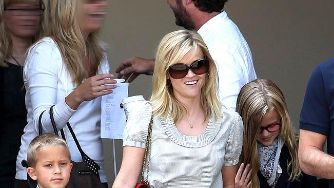 Reese Witherspoon Jim Toth Mothers Day