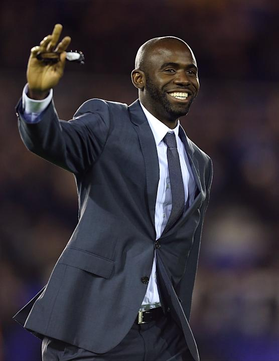 Fabrice Muamba, pictured, believes Bolton can still achieve promotion if the club manages to find the right manager to replace Owen Coyle