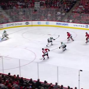 Lehtonen makes back-to-back saves