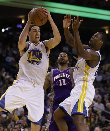 Warriors snap 6-game skid, beat Suns 108-98