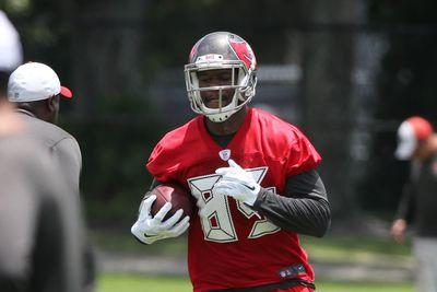 The Buccaneers can't stop trading Tim Wright