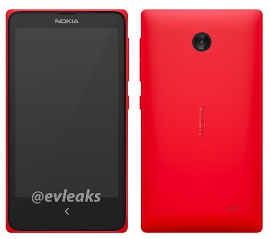 Is this Nokia's Android smartphone? Reportedly set for 2014 release
