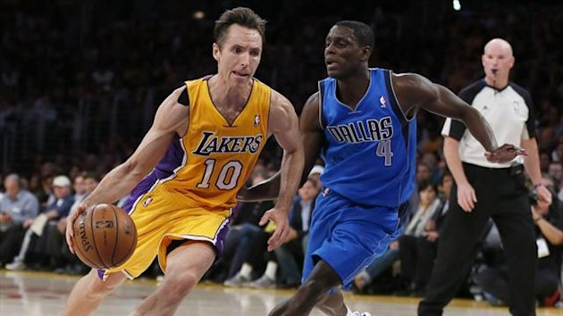 Los Angeles Lakers Dallas Mavericks