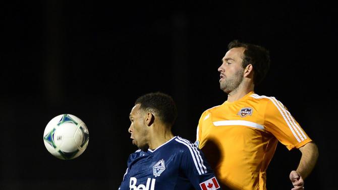 MLS: Preseason-Houston Dynamo vs Vancouver Whitecaps