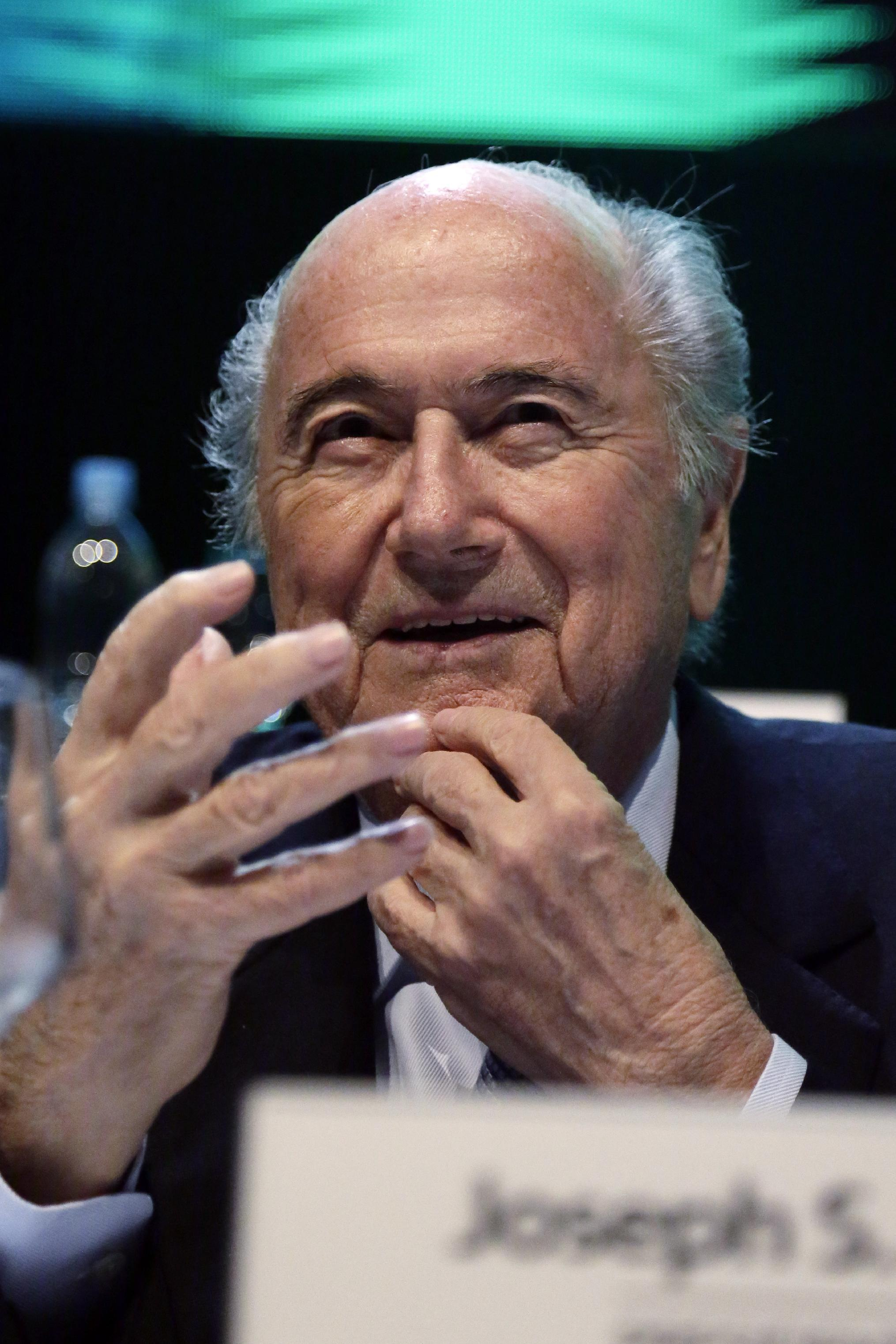 Blatter set to polarize opinion for 4 more years at FIFA