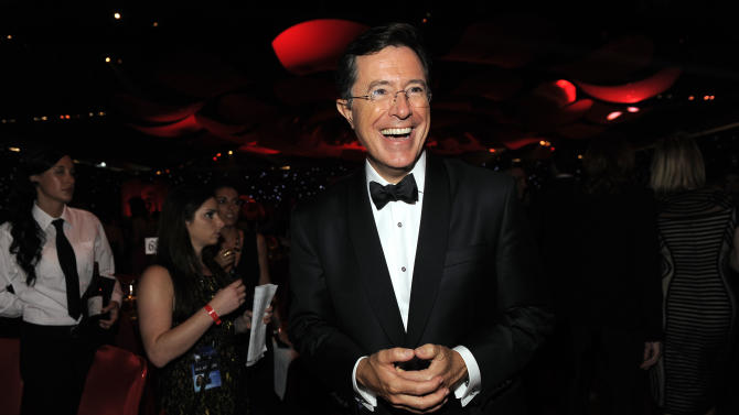 Colbert to visit future home of CBS' 'Late Show'