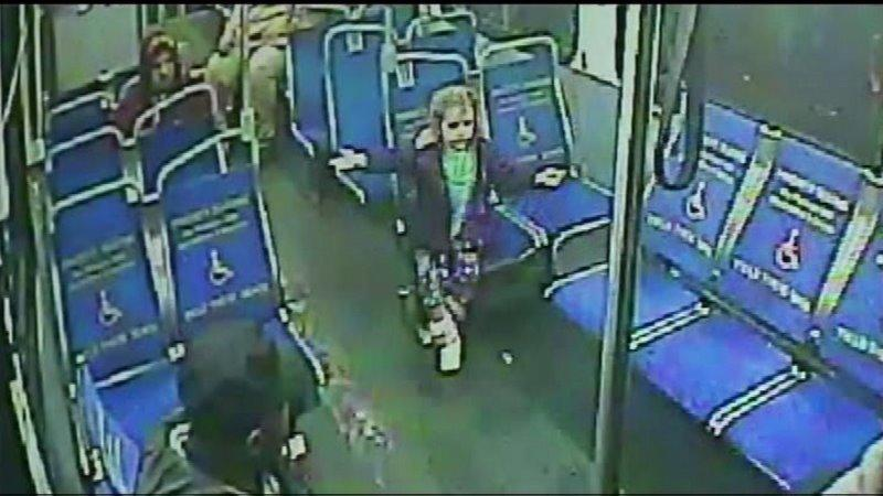 Pennsylvania girl, 4, rides bus alone in search of slushie, shocks passengers