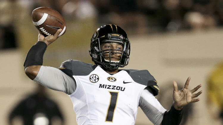 Mizzou, Texas Tech, Houston are unlikely unbeatens