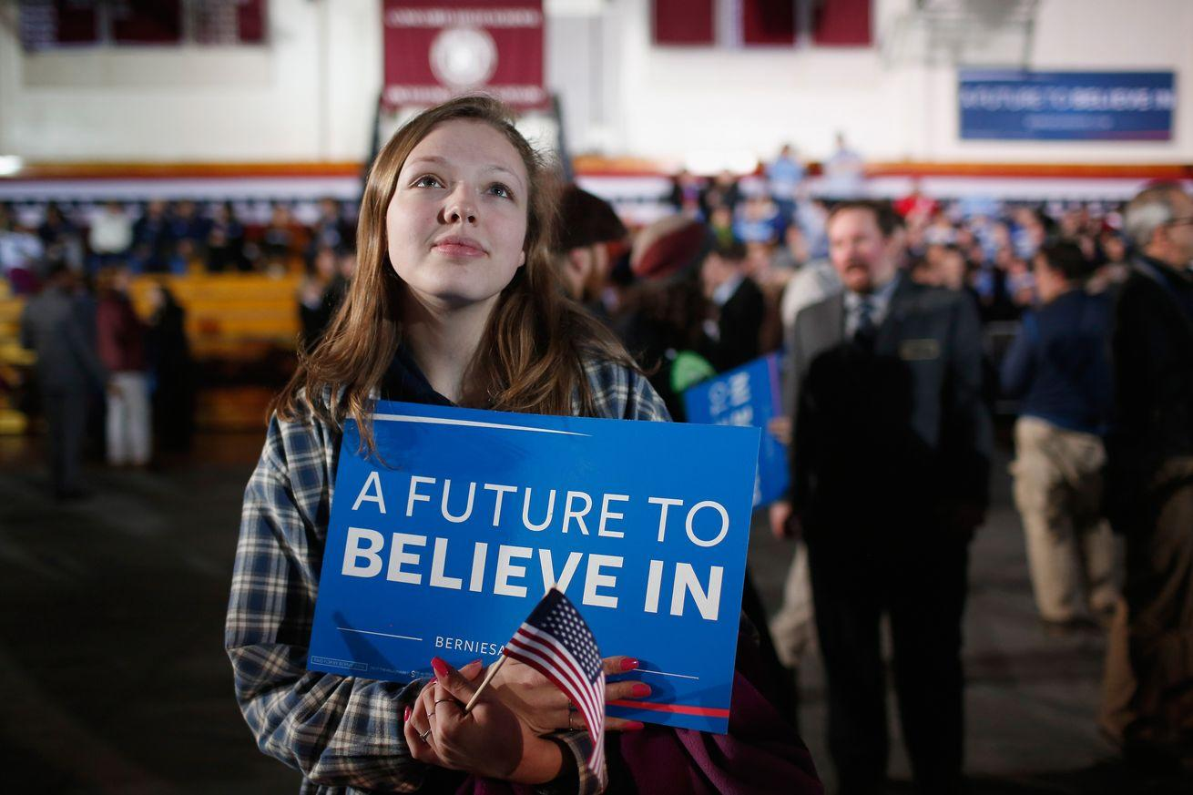 Why younger women love Bernie Sanders, and why it drives older women crazy