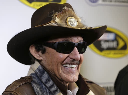 Richard Petty Motorsports committed to running Hornish Jr